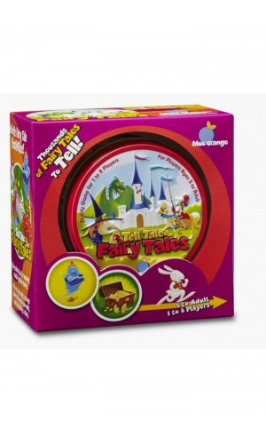 Tell Tale Fairy Tales. Board Game (5 years old to adult) [Board Game Tell a Tale (from 5 years)]