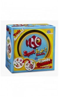 Spot it Jr.! Animals. Board Game (4 years old to adult) [Board game Spot it! Animals (from 4 years)]