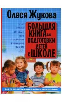 Bol'shaia kniga dlia podgotovki detei k shkole [Big Book for Preschool Preparati]